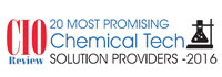 20 Most Promising Chemical Tech Solution Providers - 2016