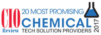 20 Most Promising Chemical Tech Solution Providers - 2017